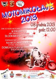 plakat motomikolajki2013