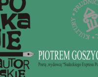 Piotr Goszycki – spotkanie autorskie