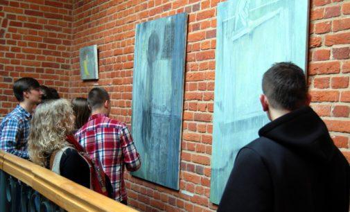 Polsko-czeskie malarstwo w Willi Franklów