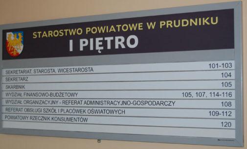 Powiat: radni jednomyślni w sprawie publikacji protokołów
