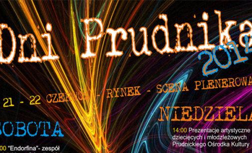 Dni Prudnika 2014: program