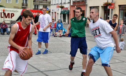 Serce opolskiej koszykówki biło na prudnickim Rynku!
