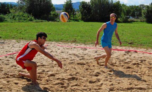 OSiR: Siatkówka plażowa po raz drugi
