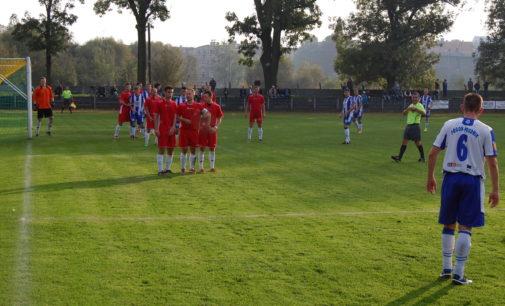 Piłka nożna: Pogoń Prudnik – TOR Dobrzeń Wielki 0:1