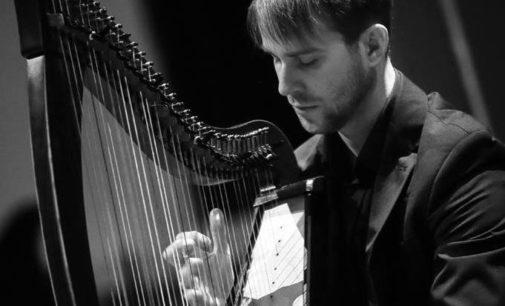 Dwa spotkania z harfą celtycką