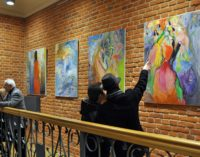 Wystawa w POK: Kolorysta-ekspresjonista z Prudnikiem w życiorysie