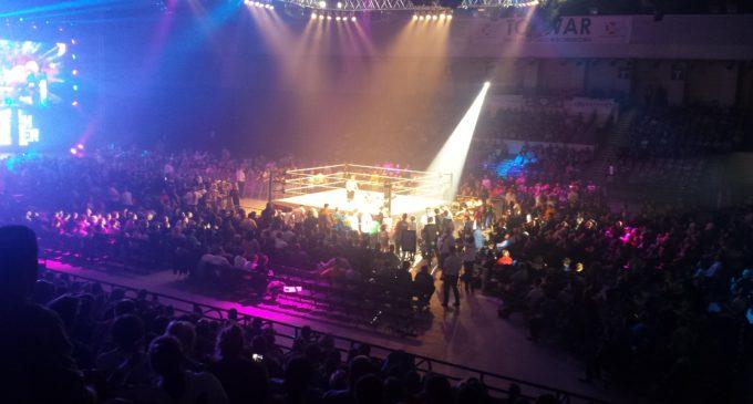 Waszym zdaniem: Prudniczanie na gali wrestlingu