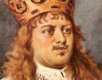 Drugi król na głogóweckim zamku