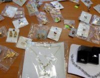 Odnaleźli skradzioną biżuterię