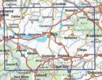Dla turystów i nie tylko: nowa mapa