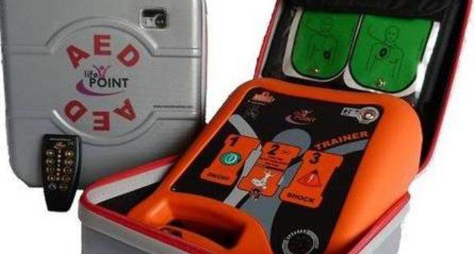 Powiat: dwa nowe defibrylatory