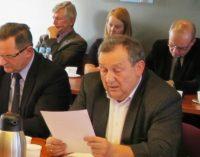 Mirosław Czupkiewicz – informacja o pracy w radzie powiatu