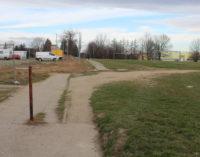 Basen: zaczęła się budowa drogi