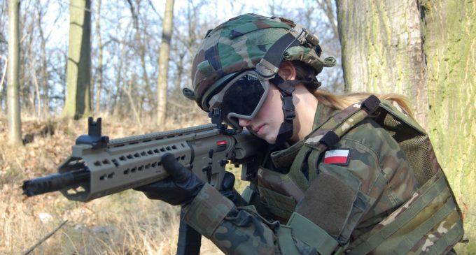 Certyfikat MON dla klasy wojskowej w II LO