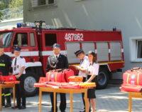 Strażacy dostali nowy sprzęt