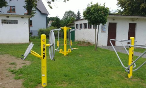 Nowa siłownia w Moszczance. Rusza Budżet Obywatelski w Prudniku
