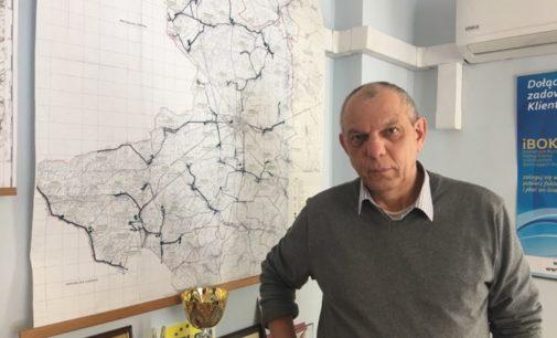 Prezes wodociągów zwolniony