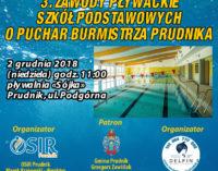 3. Zawody Pływackie Szkół Podstawowych