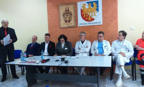 Gajewska: oddział zawieszony na dwa tygodnie