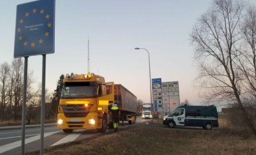 Czesi wieźli nielegalnie ścieki
