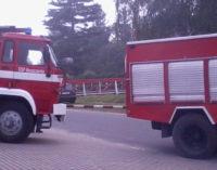 Wóz strażacki pilnie potrzebny