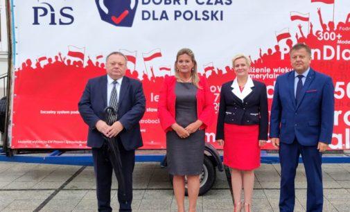 Lokalny PiS: to dobry czas dla Polski