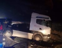 Dwa wypadki w Dobroszewicach