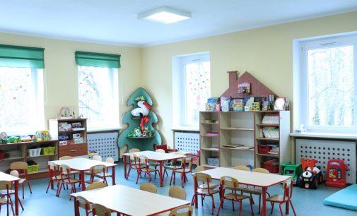 Przedszkole jak nowe