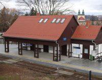 Głuchołaski dworzec znów wizytówką miasta