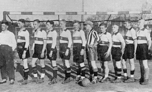 O futbolu w przedwojennym Prudniku