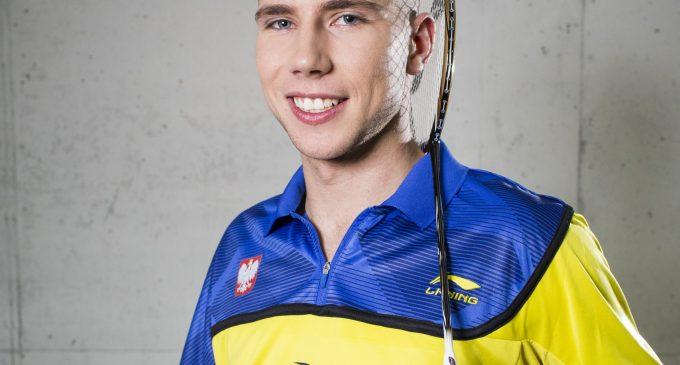 Igrzyska olimpijskie nigdy nie były tak blisko. Bartłomiej Mróz – parabadmintonista wspierany przez Grupę Azoty ZAK S.A.