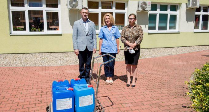 Systematyczne wsparcie kędzierzyńsko-kozielskiego szpitala