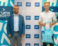 Grupa Azoty ZAK S.A. wspiera Adriana Teklińskiego w przygotowaniach do Igrzysk Olimpijskich