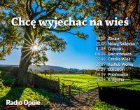 """""""Chcę wyjechać na wieś…"""" – wakacyjna akcja Radia Opole"""