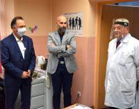 Poradnia ginekologiczna dla PCM-u. Doktor Miśta pracownikiem spółki