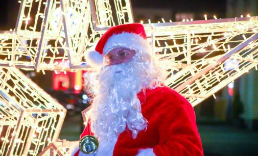 Mikołaj pamiętał o Prudniku