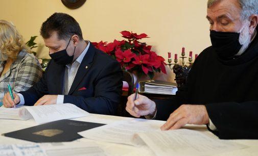 Umowa podpisana. Od września ruszą warsztaty terapii zajęciowej