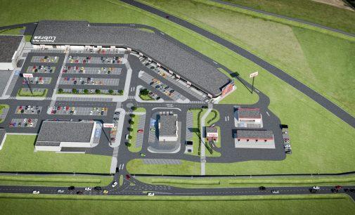 Budowa parku handlowego w Lubrzy oficjalnie potwierdzona!