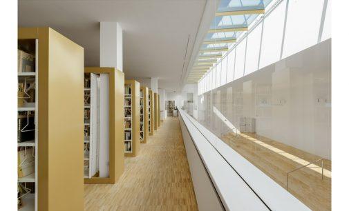 Biblioteka nominowana. Zadecydowały walory architektoniczne