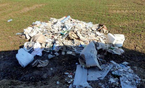 Złapali śmieciarza z Dytmarowa