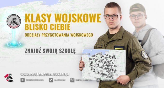"""W """"Rolniku"""" Wojskowa Klasa Mundurowa. Szkoła zaprasza"""