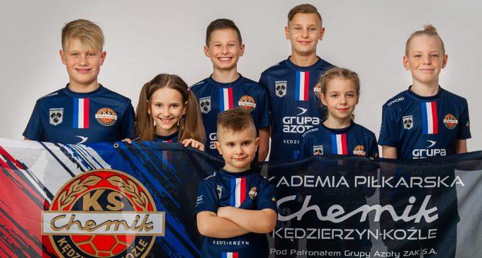 Grupa Azoty ZAK S.A. przedłuża patronat nad Akademią Piłkarską Chemik Kędzierzyn-Koźle