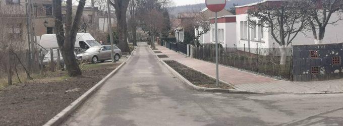 Kolejne drogi wyremontowane
