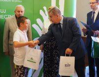 Mieszkaniec Białej wśród wyróżnionych w konkursie KRUS. Grupa Azoty ZAK S.A. wsparła galę finałową