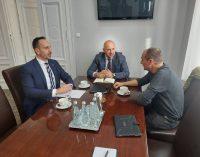 Kukiz i Kowalski gośćmi burmistrza Zawiślaka